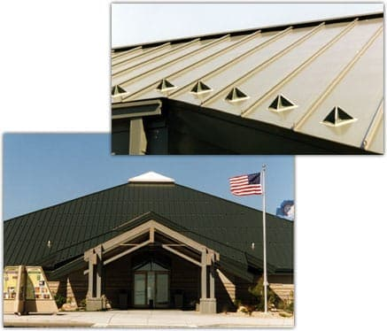 Metal Roof Snow Retention Systems
